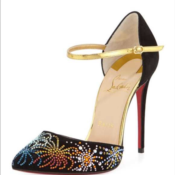 "Christian Louboutin Shoes - Christian Louboutin ""Rivierina on Fire"""