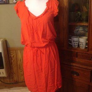 Old Navy dress.  Sz S. so cute!!