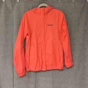 Columbia light rain jacket !!!