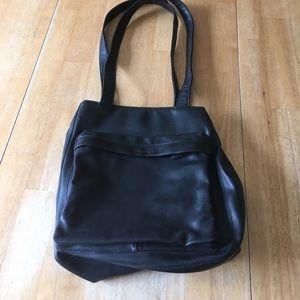 Handbags - Nine West hand bag, large black purse