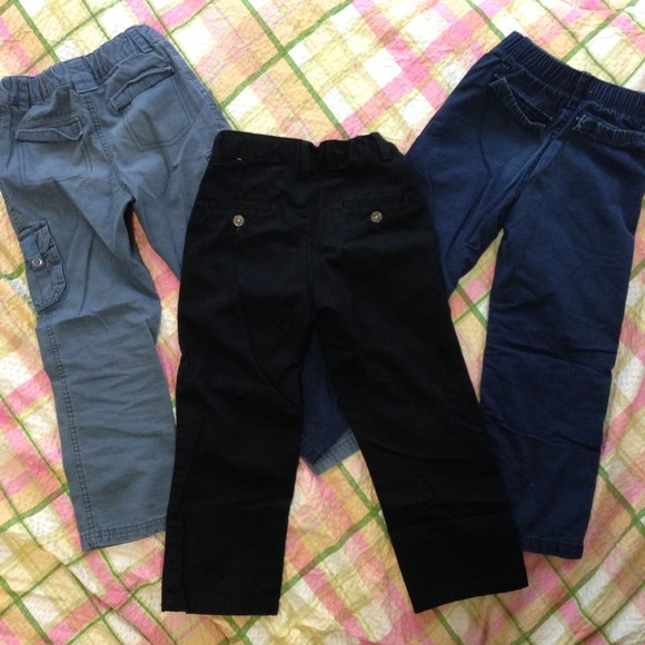 Gap Boys Size 5t Pant Bundle From Kim S Closet On Poshmark