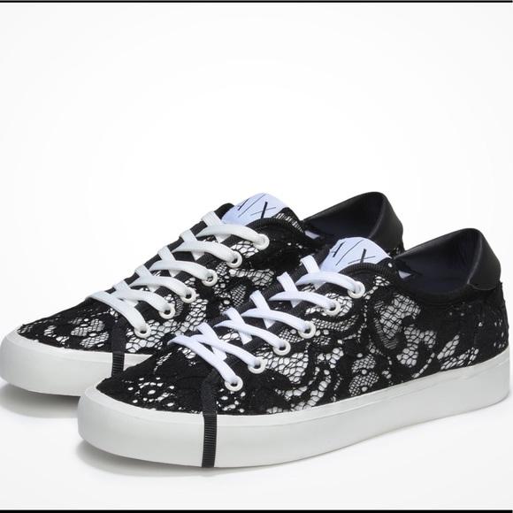 40 a x armani exchange shoes armani exchange black