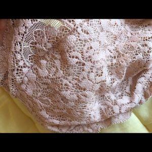 Anthropologie Intimates & Sleepwear - Anthropologie Eberjey Pink Mauve Bra Bandeau New M
