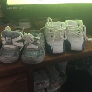 Shoes - infant shoes size 1c