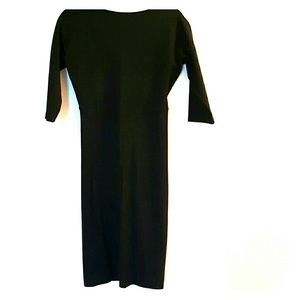 DSQUARED Dresses & Skirts - D squared black open back stretch dress