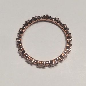 Evolving Always Jewelry - 🆕Rose Gold Plated  925 Sterling Silver Ring