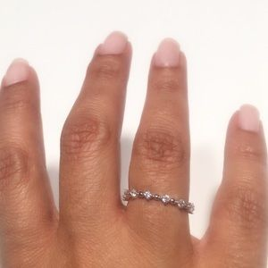 Evolving Always Jewelry - 🆕925 Sterling Silver  Cubic Zirconia