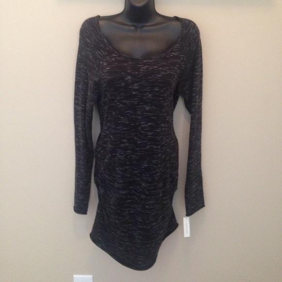 Liz Lange for Target Dresses - NWT Ruched Side Maternity Sweater Dress
