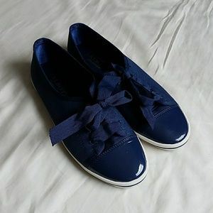 Talbots Shoes - Talbots Canvas and rubber toe Shoes