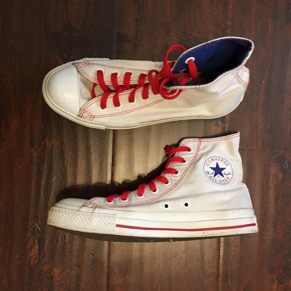 Converse Shoes | White Converse High
