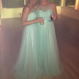 Dresses & Skirts - Bridesmaids or Formal dress in mint