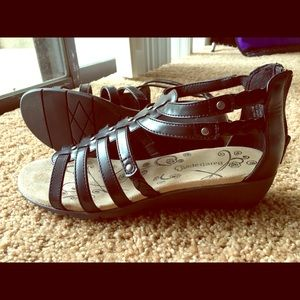 1dd56b42b11 bare traps Shoes - Comfy Gladiator Sandals (BareTraps Fenma)