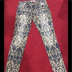 """TRUE FREEDOM """" soft cotton jeans SZ 9"""