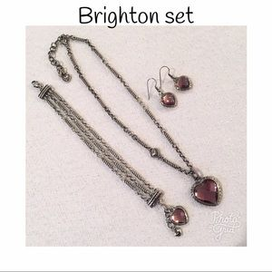 Brighton Jewelry - ❤️ Authentic Brighton necklace bracelet earrings!