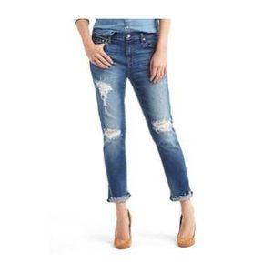 GAP Denim - Authentic 1969 Destructed Best Girlfriend Jeans