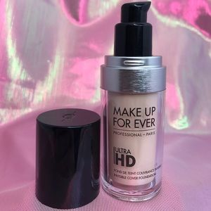 Makeup Forever Other - Ultra HD invisible cover foundation