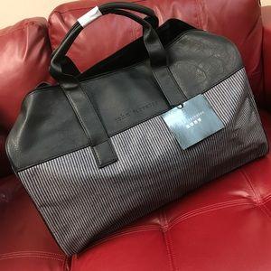 John Varvatos Handbags - John Varvatos bag purse travel luggage new