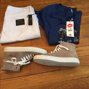 Common Projects Shoes - New With Box COMMON PROJECTS Tournament High-Tops