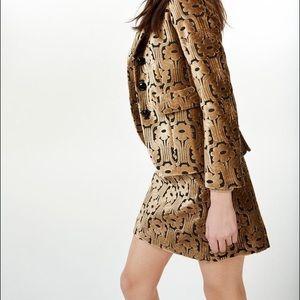 Orla Kiely Dresses & Skirts - orla kiely climbing daisy skirt Size 4