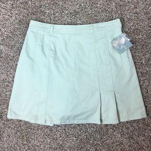 Sonoma Dresses & Skirts - NWT Sonoma Mint Colored Skort