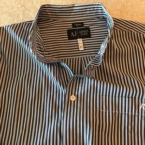 Armani Jeans men's shirt