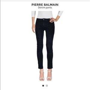 Pierre Balmain Pants - Pierre Balmain denim jeans