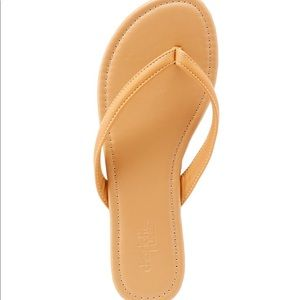 Charlotte Russe Shoes - NEW Strappy thong sandals