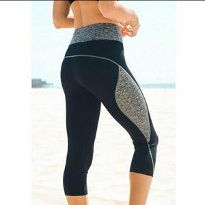 Cropped Capri Workout/Yoga Pants