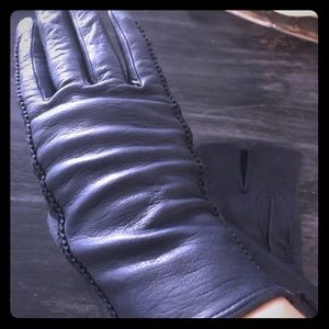 Accessories - Vintage leather gloves