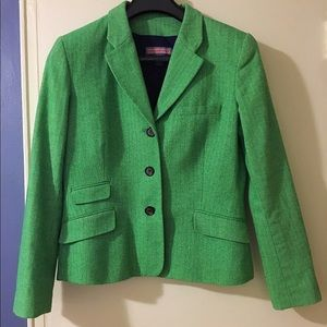 Vineyard Vines Jackets & Blazers - Vineyard Vines chevron stitch blazer 12