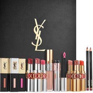 Yves Saint Laurent Other - YSL iconic lipstick wardrobe