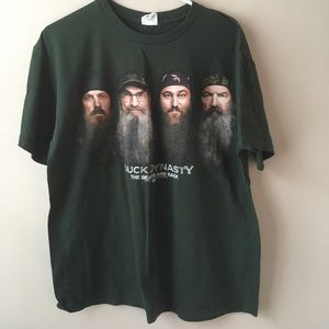 Other - DuCK DYNASTY THE BEARDS ARE BACK SHIRT