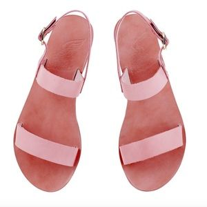 ancient greek sandals Shoes - Ancient Greek Sandals pale pink