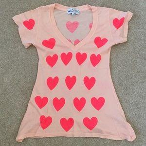 Wildfox shirt size XS