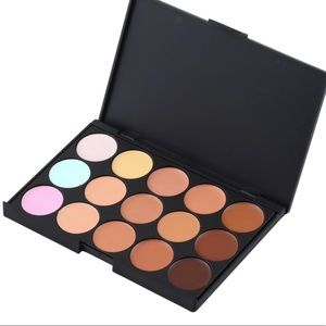 Urban Decay Other - 15 color correcting concealing palette
