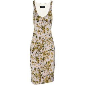 SUNO Dresses & Skirts - SUNO printed bodycon dress