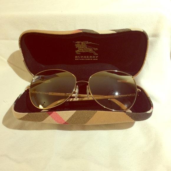 06ff8ac45f96 Burberry Accessories - Burberry Sunglasses B3054 1129 3D