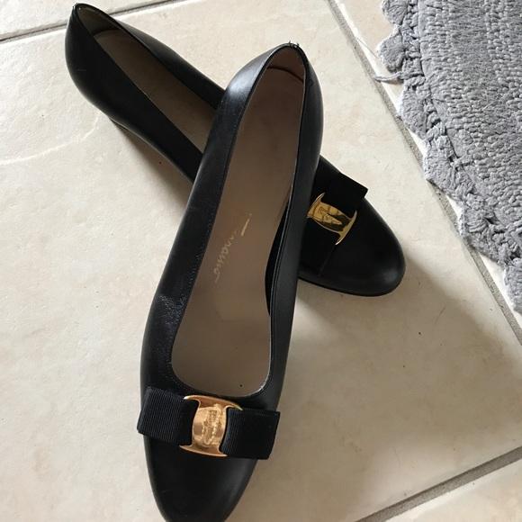 off Salvatore Ferragamo Shoes -