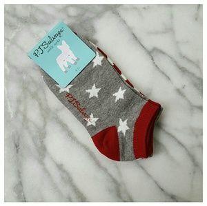 PJ Salvage Accessories - PJ Salvage Liberty Socks - 2 pair