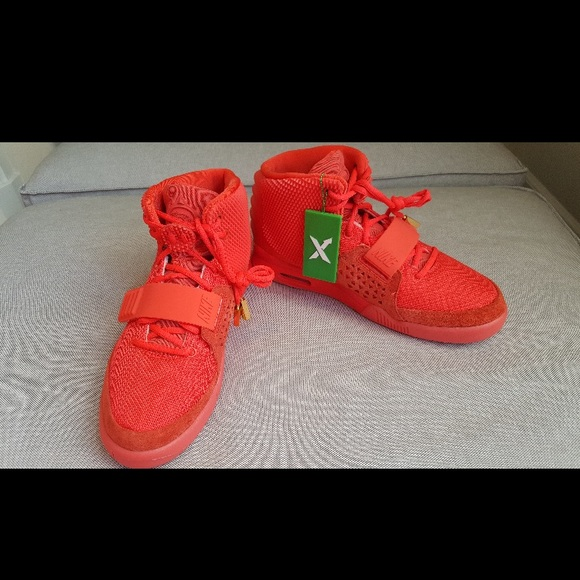 Yeezy Shoes   Yeezy 2 Red October Ds