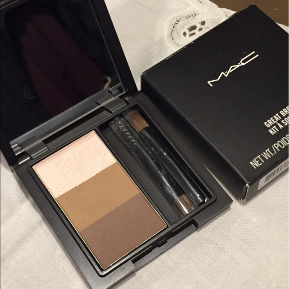 Mac Cosmetics Other Great Eye Brows Kit Nib