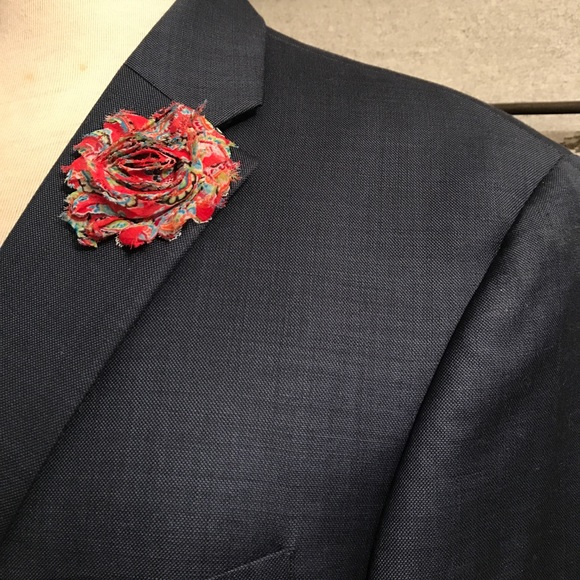 008bfad6fccbb Gentleman's Lapel Flower Pin