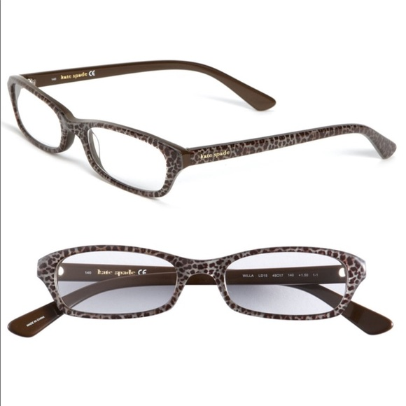 50f5a7013b08 kate spade Accessories - Kate Spade Willa Reading Glasses