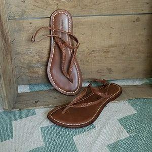 Bernardo Shoes - {Bernardo} leather sandal Size 6