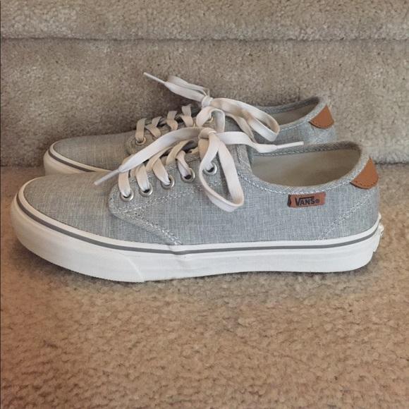Light grey Camden deluxe vans. M 5907c723c28456964310409b 606422415