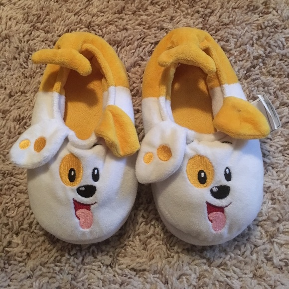 Bubble Guppies (bubble puppy) Slippers