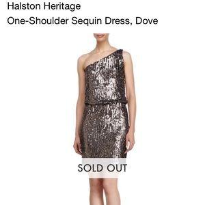 Halston Heritage Dresses & Skirts - :: halston heritage sequin dress ::