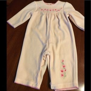 First Impressions Other - First Impressions One Piece Baby Girl Sleeper 💕