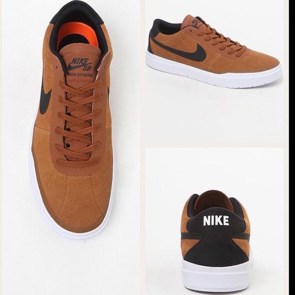 a2a09581732e NIB Men s Nike SB Bruin Hyperfeel