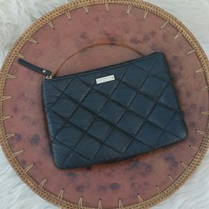Kate Spade quilted  pouch